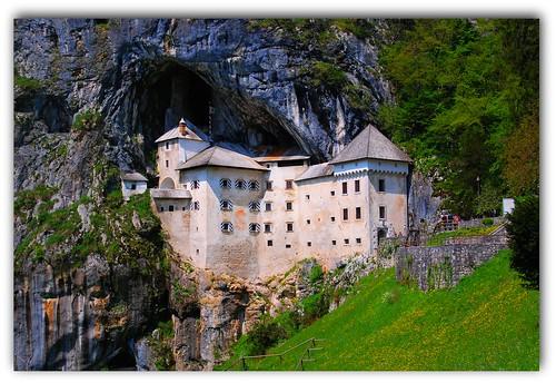 (519)  Predjamski Grad /  Predjama Castle, Slovenia