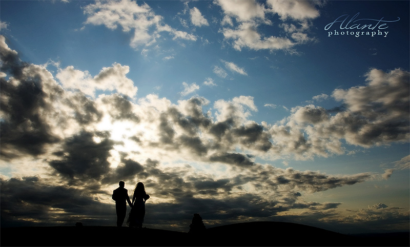 New Castle golf course wedding