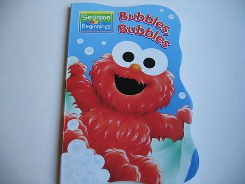 Sesame Beginnings Bubbles, Bubbles by Sesame Street