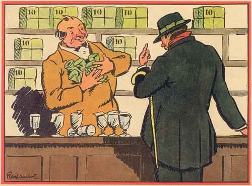marchand de verres