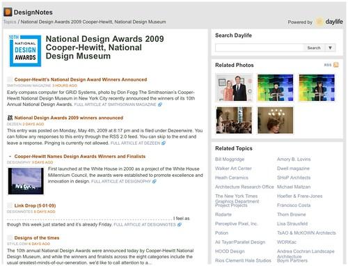 National Design Awards 2009 Cooper-Hewitt, National Design Museum - News, photos, topics, and quotes_1241718026741