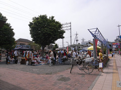 福生16号フリーマーケット