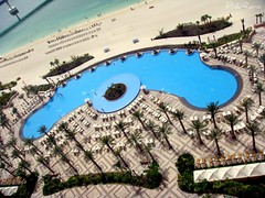 Atlantis Hotel (pinkyia) Tags: trip pink sea pool swimming hotel dubai atlantis roro gust pinkyia