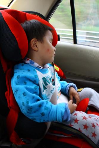 成長型安全座椅