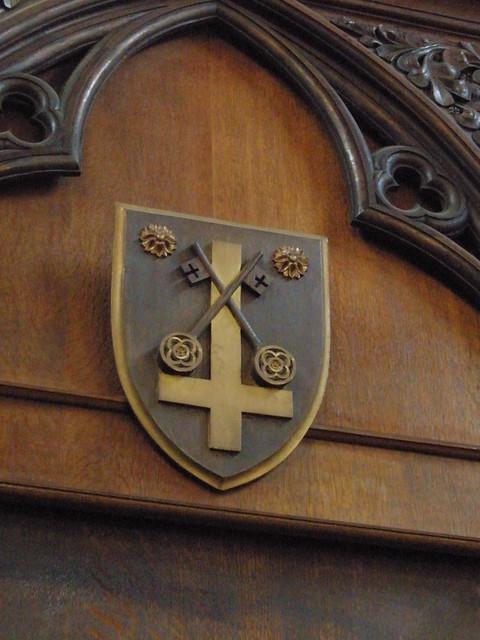 Una Cruz Invertida Es El Simbolo Oficial De San Pedro