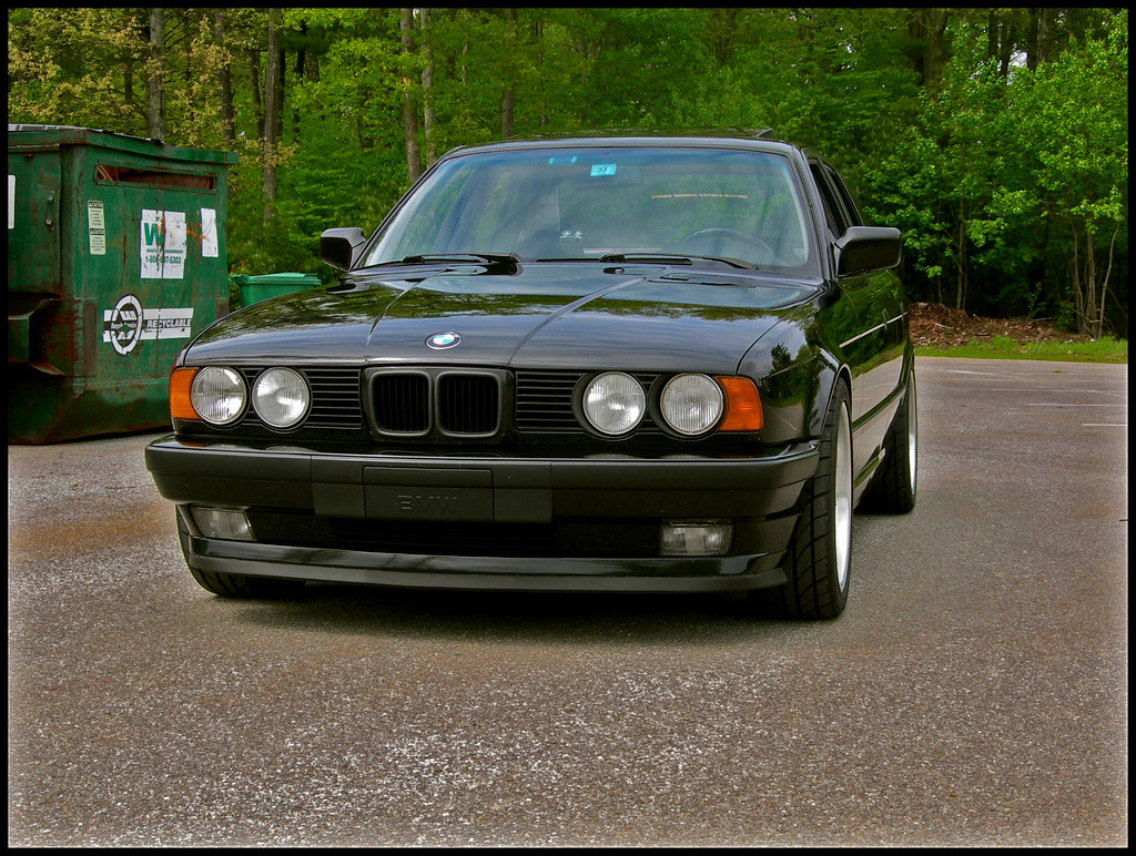 I M Getting There E34 Inside