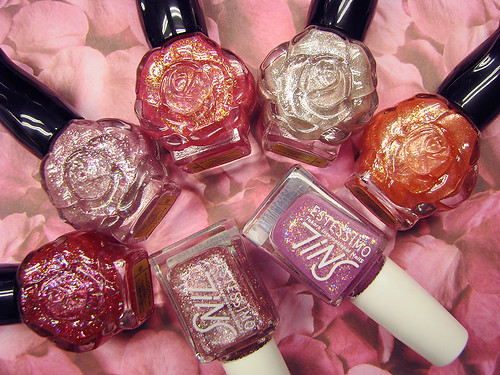 anna sui and tins by you.