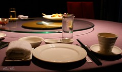 Ready to start dinner (Annie ( 00 )) Tags: life white colors dinner table annie setting nanning guangxi naka annienaka
