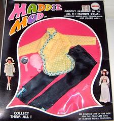 HONG KONG BY NIGHT (Virgin-Archer) Tags: vintage toys mod dolls barbie clone maddiemod teenagefashiondoll