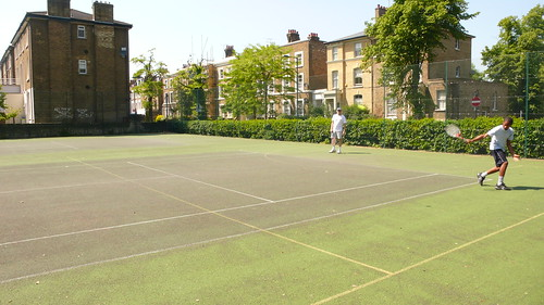 London Fields Tennis Courts