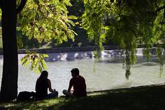 Mendoza: Romance in the park