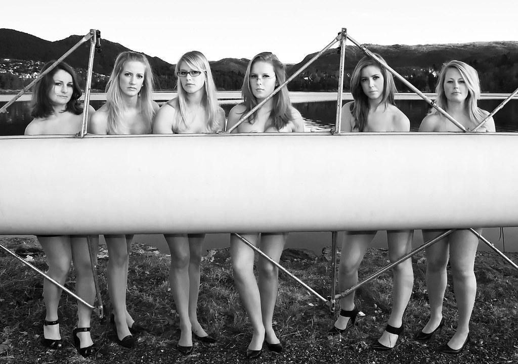 Calendar nude norwegians