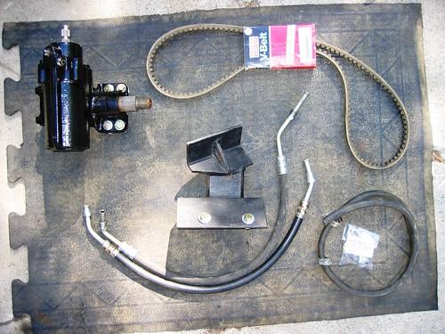 North Georgia Toyota >> Just Added Power Steering - OEM pump & Mini-truck box   IH8MUD Forum
