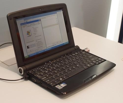 Mio N890 Netbook, www.netbooknews.de