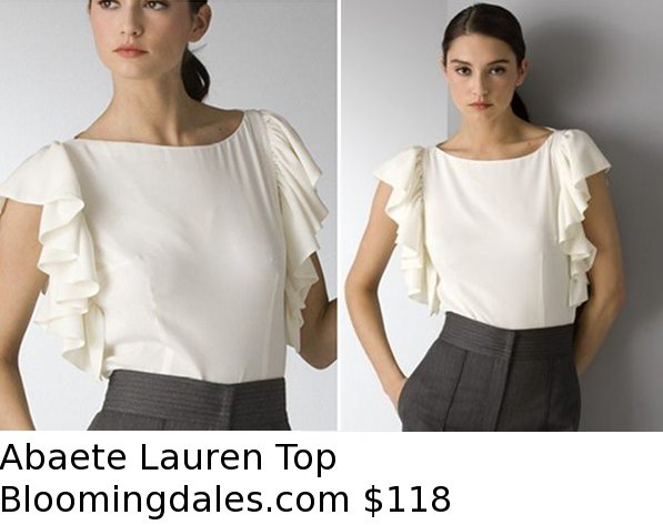 Abaete Lauren Top