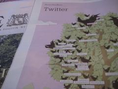 Twitter-Karte Deutschland