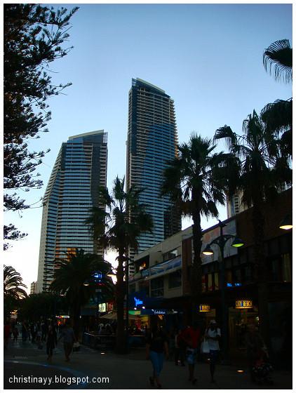 Gold Coast's Surfers Paradise
