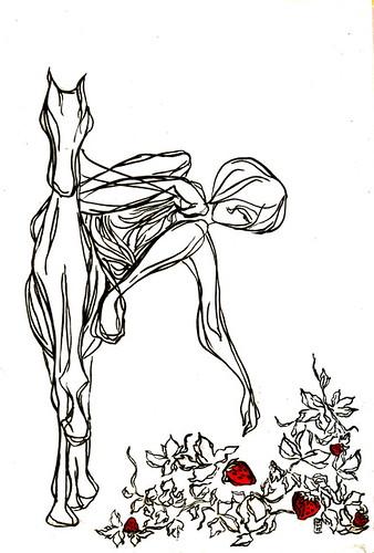 Illustration Friday - Craving
