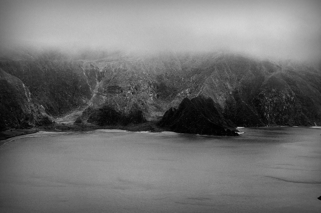 Island of haze