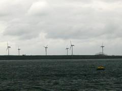 L'eolico sull'Oosterschelde