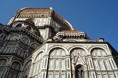 an ill duomo (13) (super.heavy) Tags: italy architecture florence cathedral basilica gothic dome di santamaria duomo filippo brunelleschi delfiore