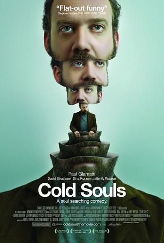 Póster y trailer de 'Cold Souls'