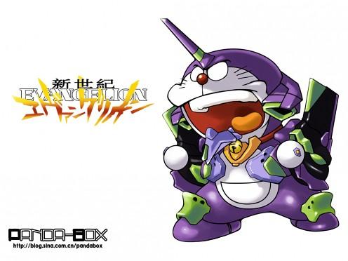 Thumb El gato cósmico Doraemon disfrazado de otros personajes