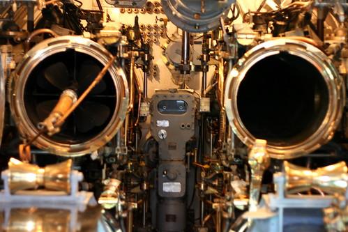 torpedo tubes