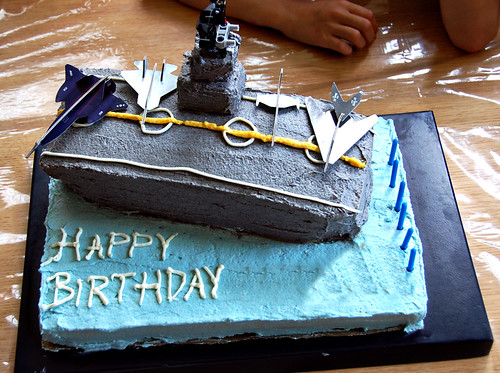 carrier cake