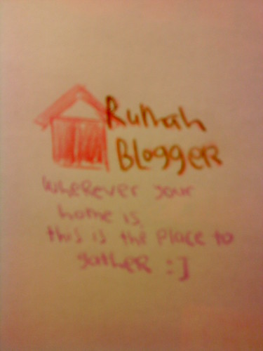 rumah blogger