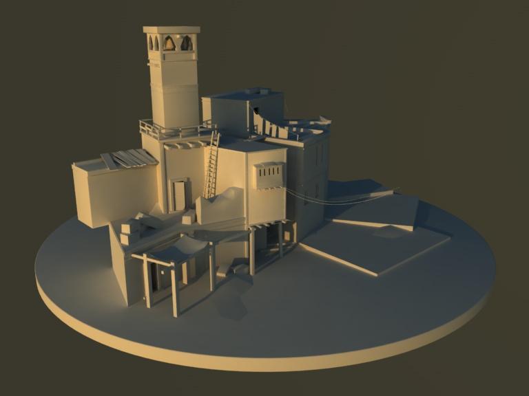saladin city 360°