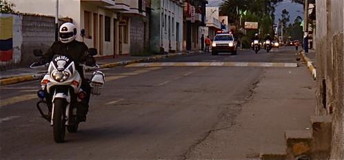 Ecuador-Police