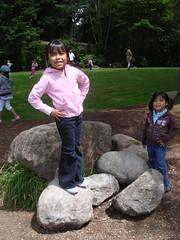 young rock climbers (saysana_13) Tags: snoqualmiefalls