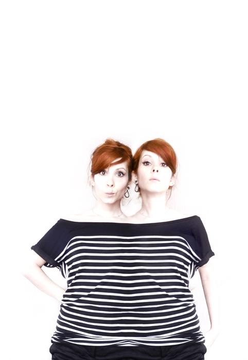 Les soeurs bicéphales