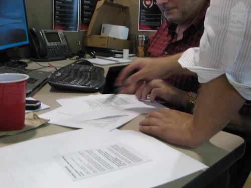 Business Development Working on Deals