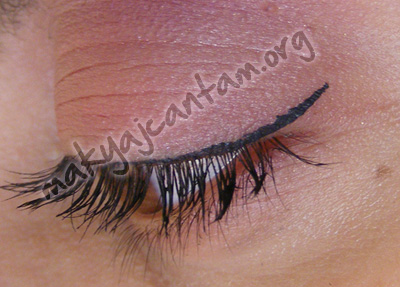 makyaj kozmetik göz makyajı örnekleri eyeliner inglot mac