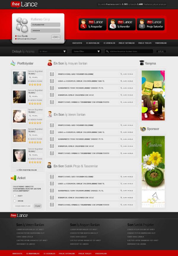 3986016446 1500543e5d o d Inspirasi Layout Desain Web dari DeviantArt