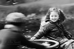 a slice of smile () Tags: playing motion blur kids children action bambini go stop freeze round movimento merry sfocato azione giocare d7000