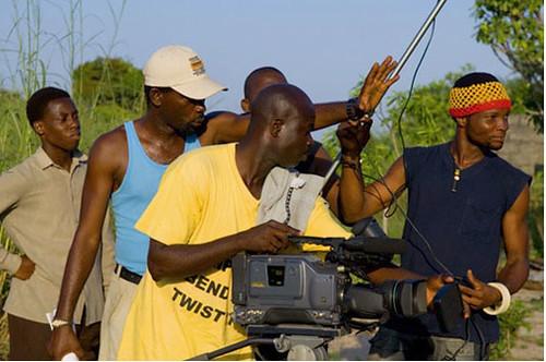 Nollywood-shoot