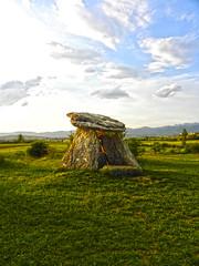 Sorginetxe (lautada) Tags: alava euskadi dolmen trikuharria sorginetxe agurain arrizala