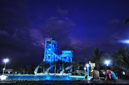 La Vista Resort - Night