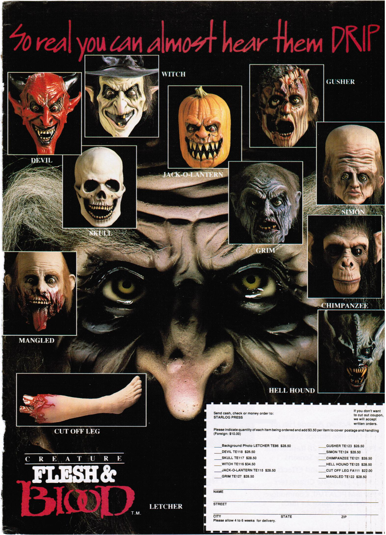 Halloween Mask Madness, Day 20: Tons of Distortions! | Branded in ...