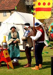 Framlingham Castle 2013, Suffolk, England (Manfred 960) Tags: england suffolk medieval knights reenactment jousting framlinghamcastle 2013