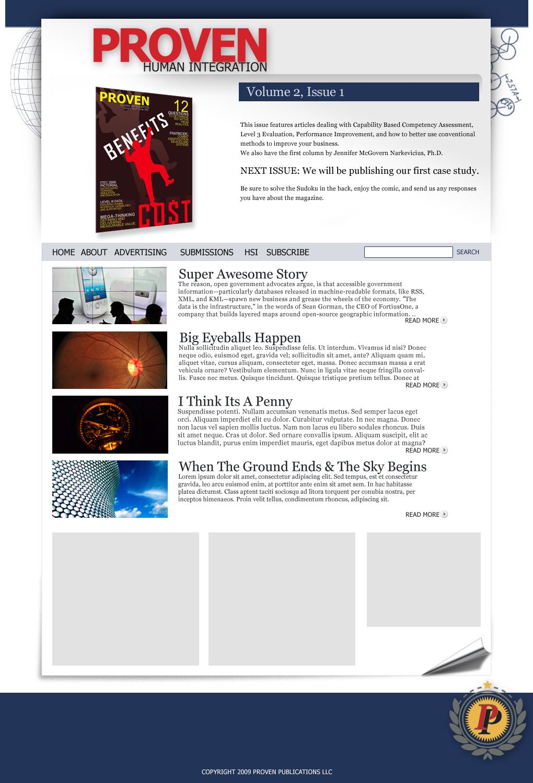 Shadow Box Web Design