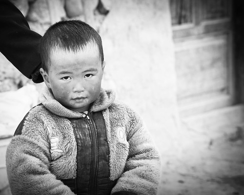 Han Chinese Boy