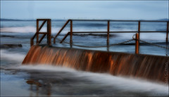 Rock Pool (Michael.Sutton) Tags: longexposure night photoshop michael nikon photographer australian cropped sutton desktopwallpaper orton rockpool cronulla desktopbackground d90 sutherlandshire sutto proudshopper sutto007 atomicaward fotographylife fotographylifecom michaelsuttonphotographycom michaelsuttonphotography mns007gmailcom suttocom