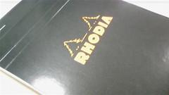 Black RHODIA