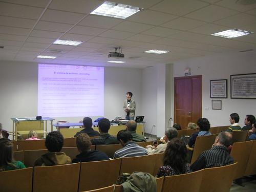 Introducción a Linux, por Manuel Martín (by jmerelo)