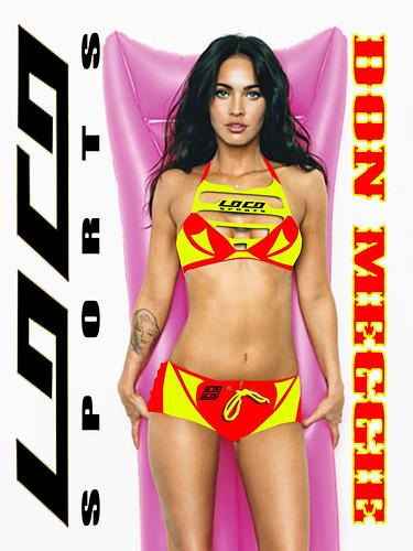 Megan Fox bikini picture