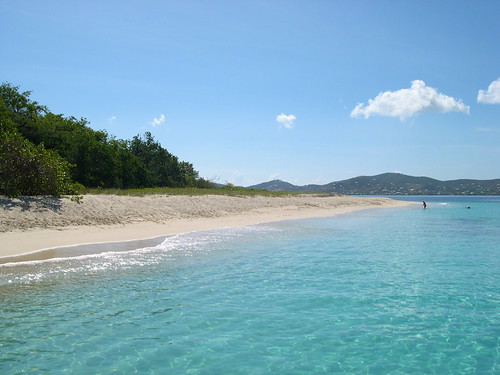 Turtle  Beach, Buck Island